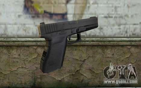 Manhunt Glock for GTA San Andreas second screenshot