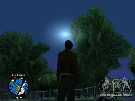 Hidden Photos Map for GTA San Andreas second screenshot