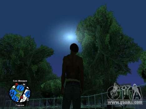Hidden Photos Map for GTA San Andreas second screenshot