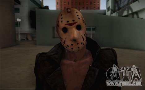 Jason Voorhees Modern Version for GTA San Andreas third screenshot