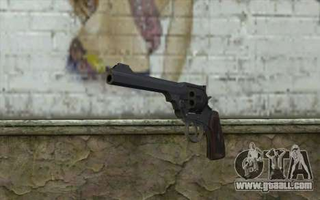 Revolver (Deadfall Adventures) for GTA San Andreas