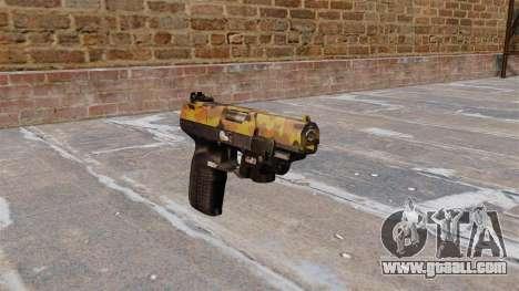 Gun FN Five seveN LAM Fall for GTA 4