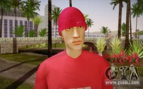 Eminem for GTA San Andreas third screenshot