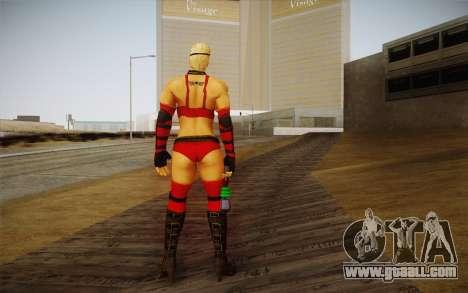 Mother Russia из Kick Ass 2 for GTA San Andreas second screenshot