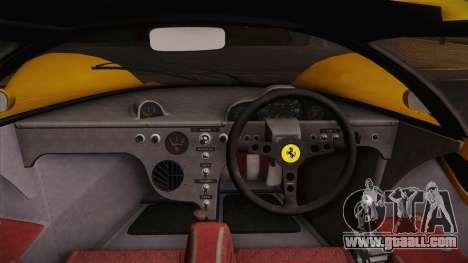 Ferrari 330 P4 1967 IVF for GTA San Andreas right view