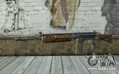 R91 Assault Rifle for GTA San Andreas