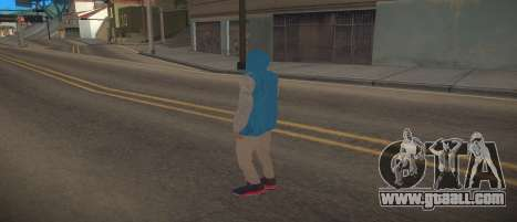 Eminem for GTA San Andreas second screenshot