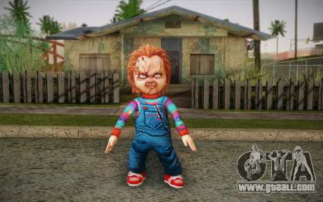Chucky for GTA San Andreas