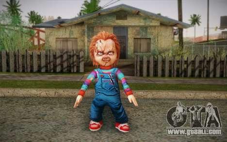 Chucky for GTA San Andreas