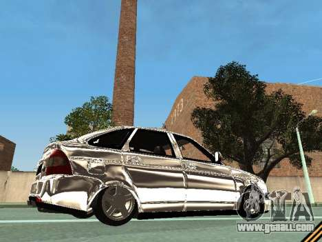 VAZ 2172 for GTA San Andreas side view
