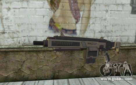 NS-11A Assault Rifle from Planetside 2 for GTA San Andreas