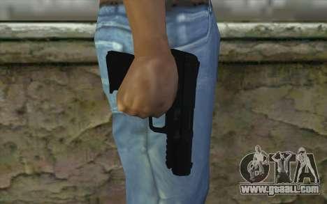 FN Five-Seven for GTA San Andreas third screenshot
