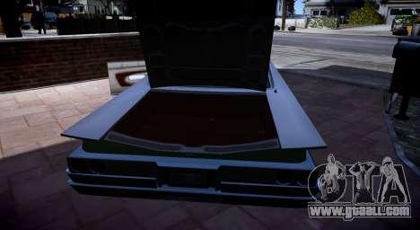 GTA Vice City Voodoo for GTA 4 inner view