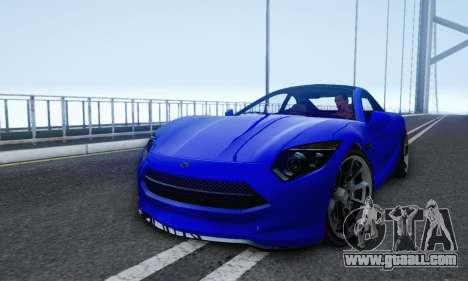 Hijak Khamelion V1.0 for GTA San Andreas side view