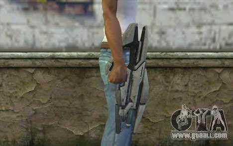 The festoon for GTA San Andreas third screenshot