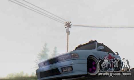 Mitsubishi Galant Generation Rock 1992 for GTA San Andreas inner view