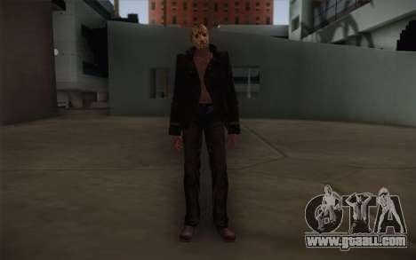 Jason Voorhees Modern Version for GTA San Andreas