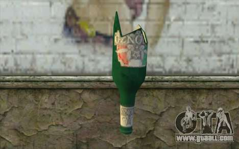 Broken bottle from GTA 5 for GTA San Andreas