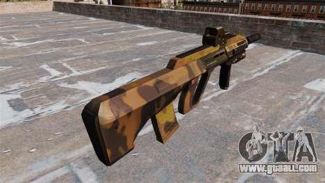 Machine Steyr AUG-A3 Fall for GTA 4
