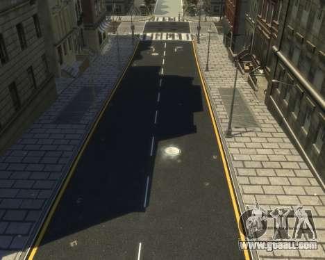 New Roads  (Textures - HD) for GTA 4 second screenshot
