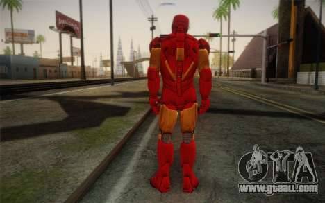 Iron man for GTA San Andreas second screenshot