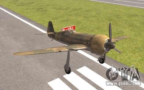 IAR 80 - Romania No 91 for GTA San Andreas