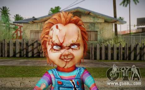 Chucky for GTA San Andreas third screenshot