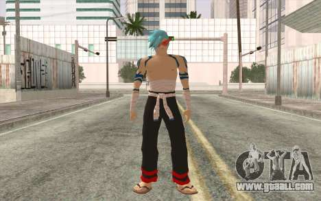 Kamina Sama for GTA San Andreas