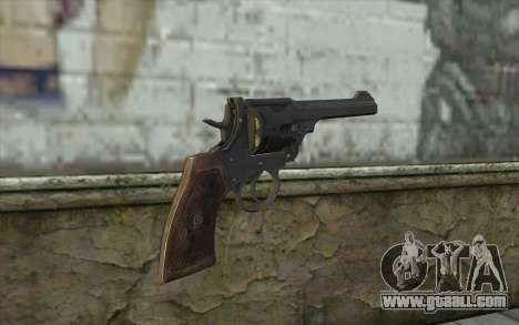 Revolver (Deadfall Adventures) for GTA San Andreas second screenshot