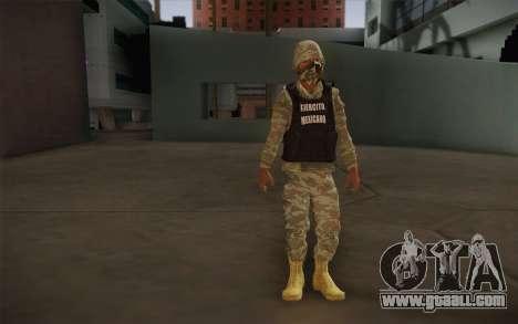 Sedena for GTA San Andreas