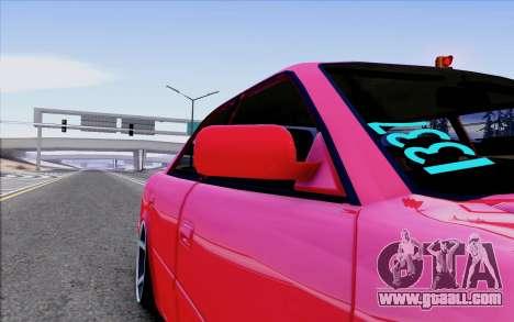 Toyota Chaser Tourer V for GTA San Andreas