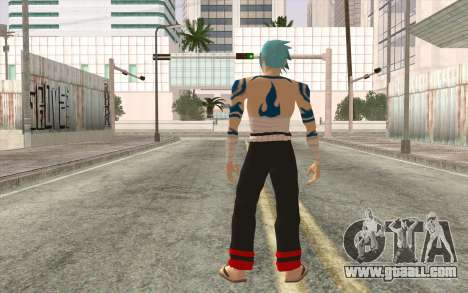 Kamina Sama for GTA San Andreas second screenshot