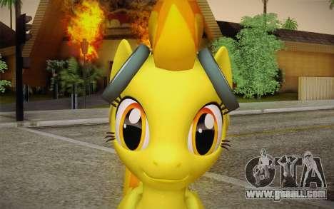 Spitfire for GTA San Andreas third screenshot