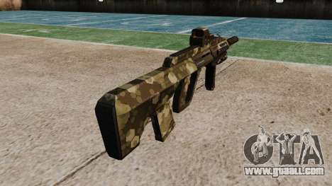 Machine Steyr AUG-A3 Optic Hex for GTA 4 second screenshot