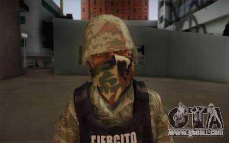 Sedena for GTA San Andreas third screenshot