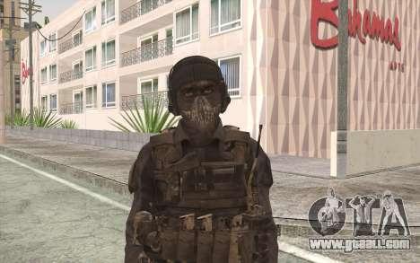 Keegan P. Russ for GTA San Andreas third screenshot