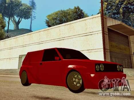 Club Sport for GTA San Andreas