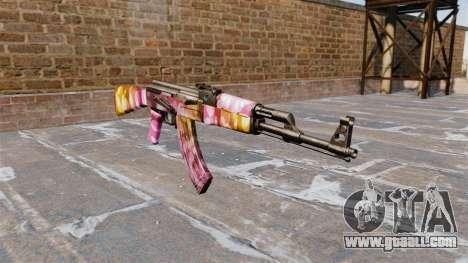 The AK-47 Dots for GTA 4