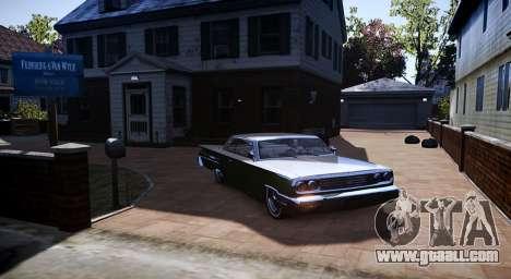 GTA Vice City Voodoo for GTA 4