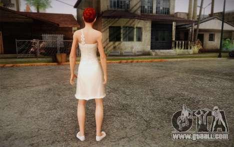 Nina for GTA San Andreas second screenshot