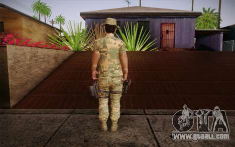 Del Vago for GTA San Andreas second screenshot