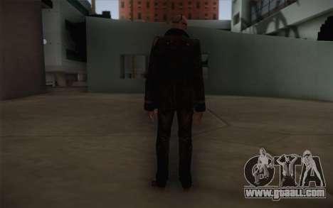 Jason Voorhees Modern Version for GTA San Andreas second screenshot