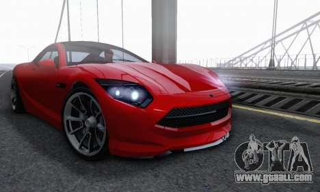Hijak Khamelion V1.0 for GTA San Andreas