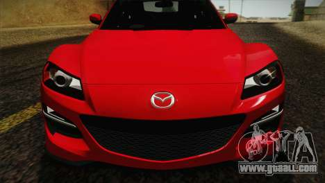 Mazda RX-8 Spirit R 2012 for GTA San Andreas