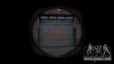 Machine Steyr AUG-A3 Optic Hex for GTA 4 third screenshot