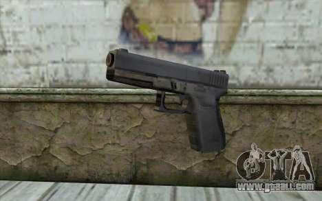 Manhunt Glock for GTA San Andreas