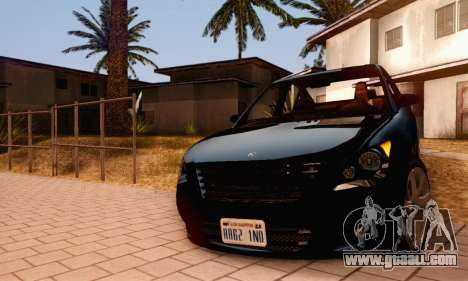 Karin Asterope V1.0 for GTA San Andreas side view