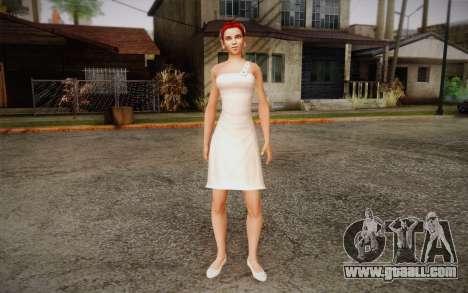 Nina for GTA San Andreas