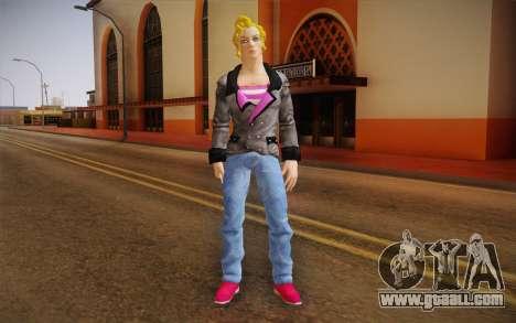 Hulman for GTA San Andreas
