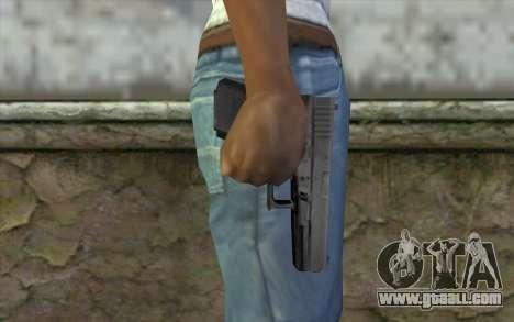 Manhunt Glock for GTA San Andreas third screenshot